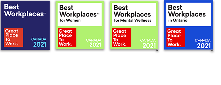 Great place to work™